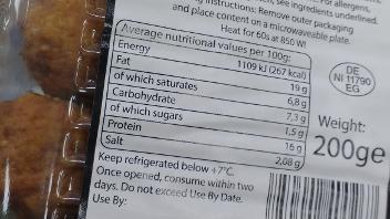Out of date meatballs 1