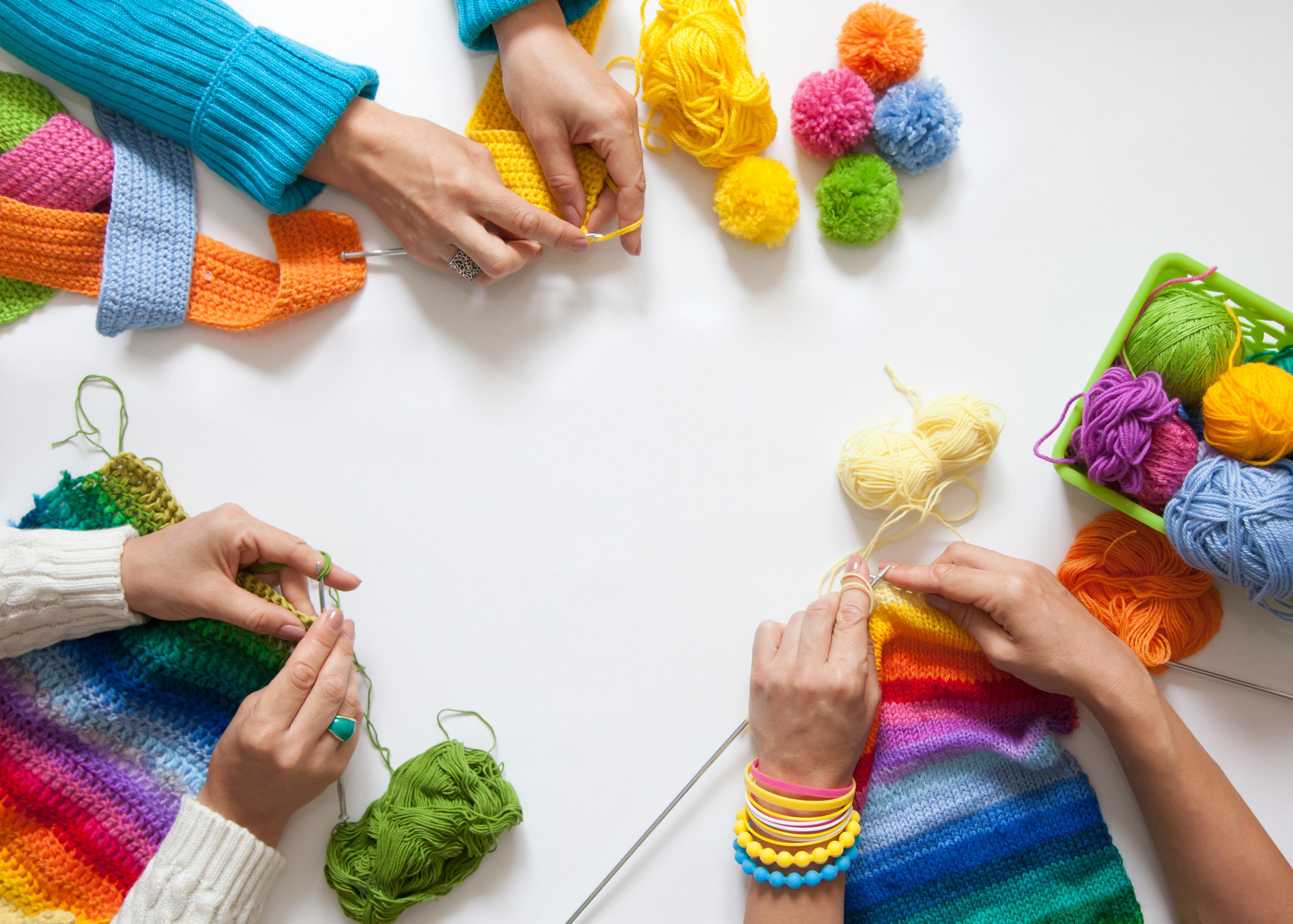 Image for Knitting and Crotchet Group