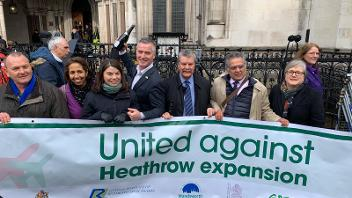 Heathrow expansion ruling