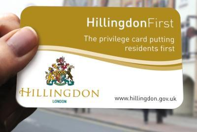 HillingdonFirst card