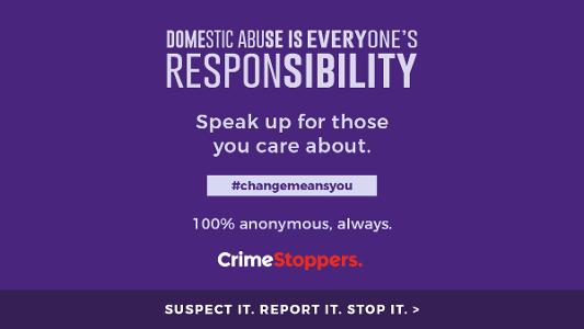 crimestoppers campaign