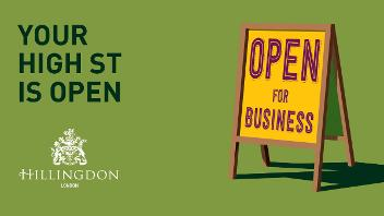 Hillingdon Open For Business