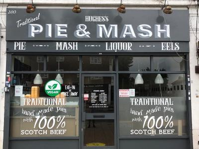 Hughes's Pie and Mash